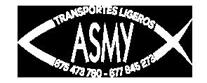 ASMY | Transportes Ligeros Logo